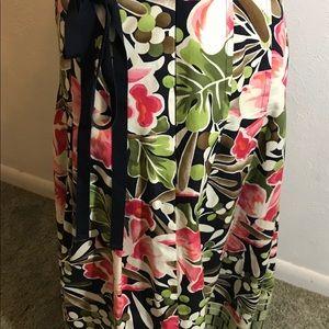 Talbots Skirts - Talbots' Floral Skirt, size 2